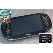 PS Vita Console System WiFi (UK Plug) with Tearaway & 16GB Memory Card