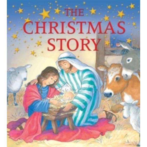 The Christmas Story by Sophie Piper (Hardback, 2016)