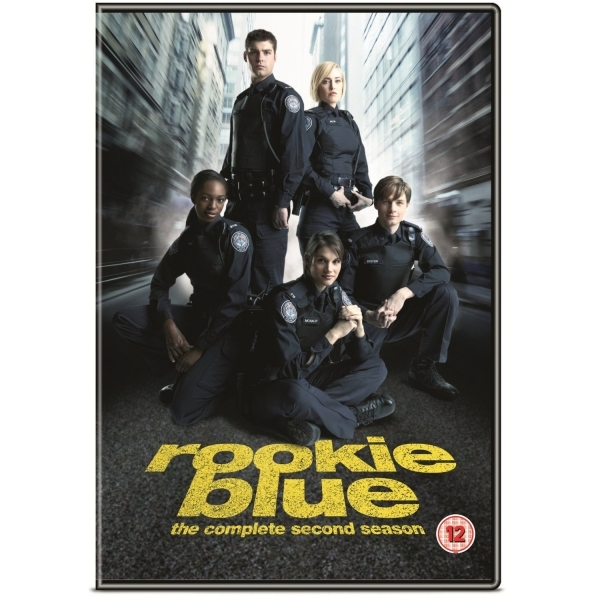 Rookie Blue Season 2 DVD