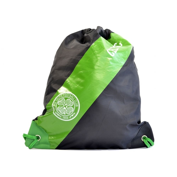 Celtic Gym Bag Black