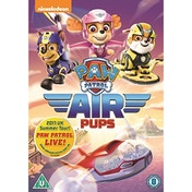 Paw Patrol Air Pups DVD