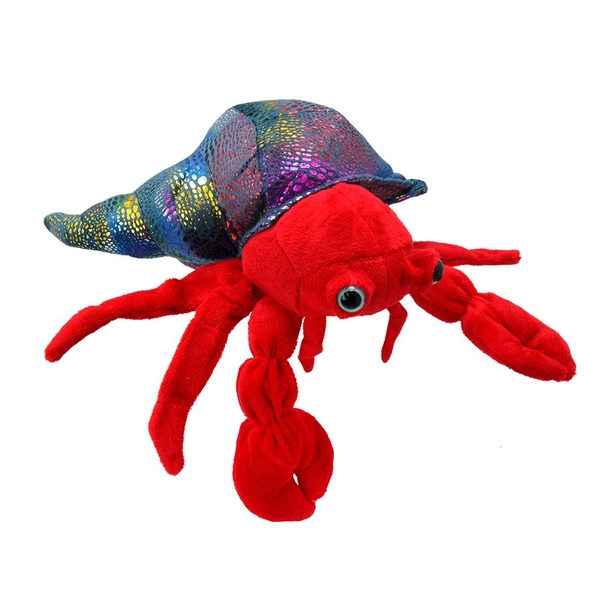 All About Nature Hermit Crab 20cm Plush