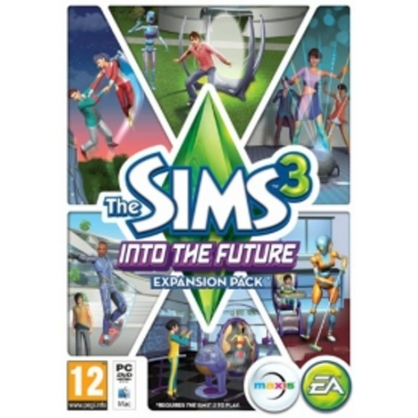 Sims 3 Into The Future Game PC