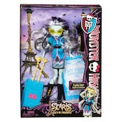 Monster High Scaris Deluxe Travel Dolls Wave 2 - Frankie Stein