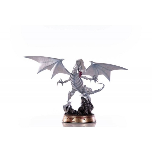 Blue-Eyes White Dragon (Yu-Gi-Oh!) PVC Edition First4Figures Statue