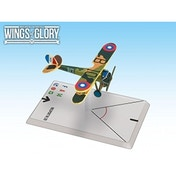 Wings Of Glory Airplane Pack - Nieuport NI.28 (Rickenbacker) Board Game