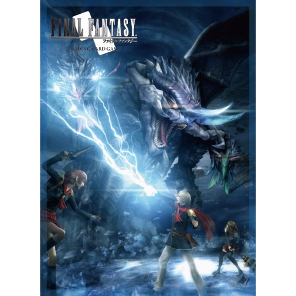 Final Fantasy TCG Type 0- Ace Sleeves (60 Pack)