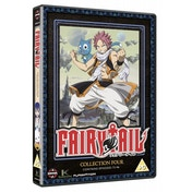 Fairy Tail Collection Four Episodes 73-96 DVD
