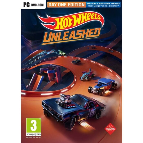 Hot Wheels Unleashed Day One Edition PC Game