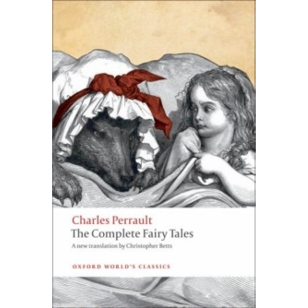 The Complete Fairy Tales by Charles Perrault (Paperback, 2010)