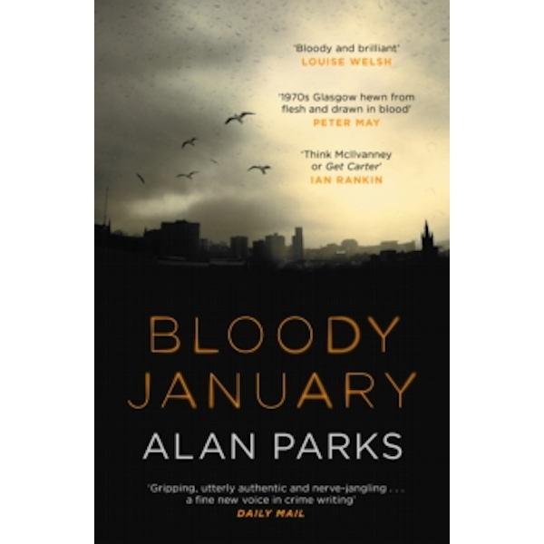 Bloody January (A Harry McCoy Thriller) Hardcover