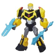 Hasbro Transformers Hero Mashers Bumblebee Action Figure