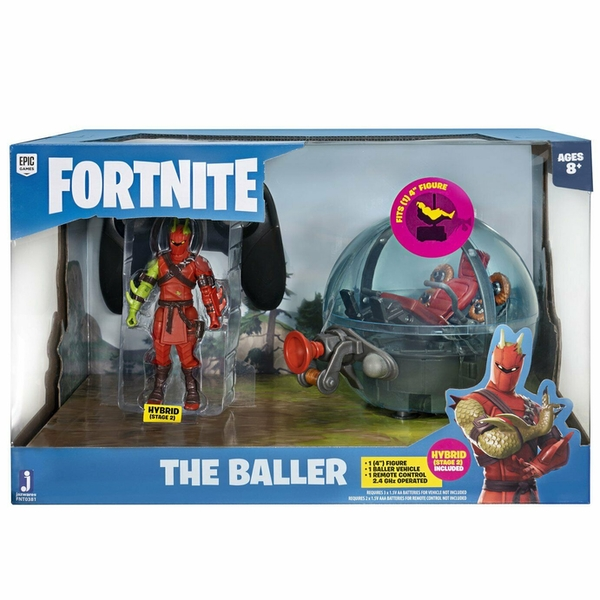 Fortnite The Baller Remote Control Vehicle