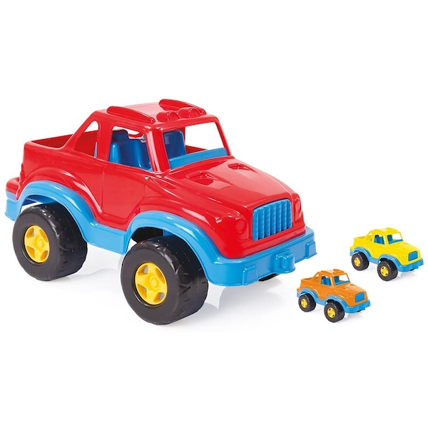 Pick Up Truck Playset