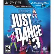 PlayStation Move Just Dance 3 Game PS3