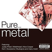 Pure... Metal CD