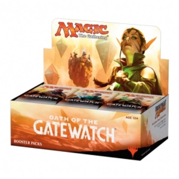 magic the gathering oath of the gatewatch booster box 36. Black Bedroom Furniture Sets. Home Design Ideas