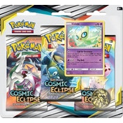 Pokemon TCG: Sun & Moon 12 Cosmic Eclipse 3 Pack Blister - One at Random