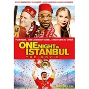 One Night In Istanbul The Movie DVD