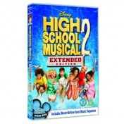 High School Musical 2 Extended Edition DVD