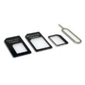 Sandberg SIM Card Adapter Kit 4 In 1