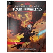 Dungeons and Dragons - Baldur's Gate: Descent into Avernus Hard Cover