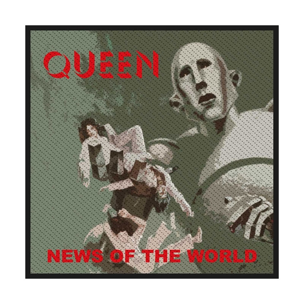 Queen - News of the World Standard Patch