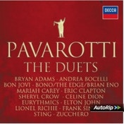 Luciano Pavarotti - Pavarotti - The Duets CD