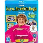 Mrs Brown's Boys Series 2 Blu-ray