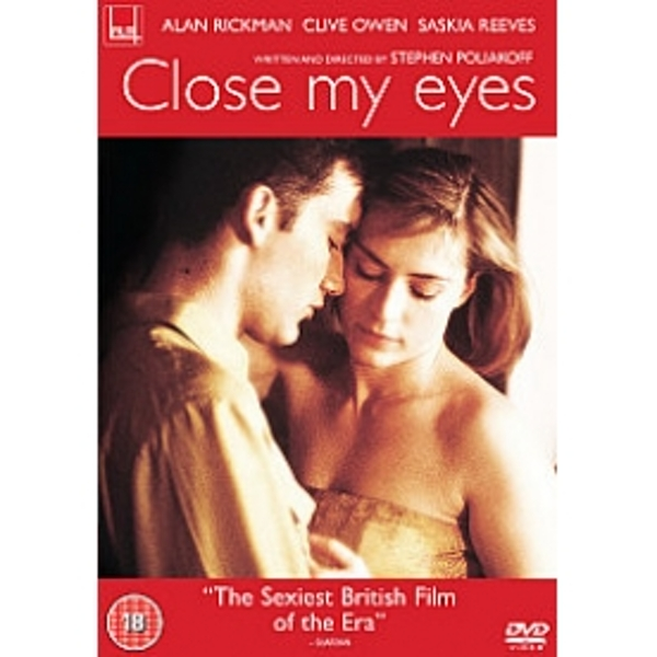 Close My Eyes DVD