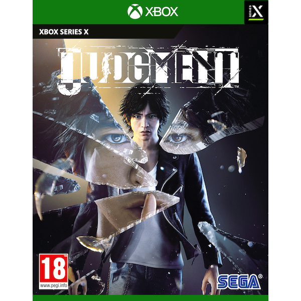 Judgment Xbox Series X Game
