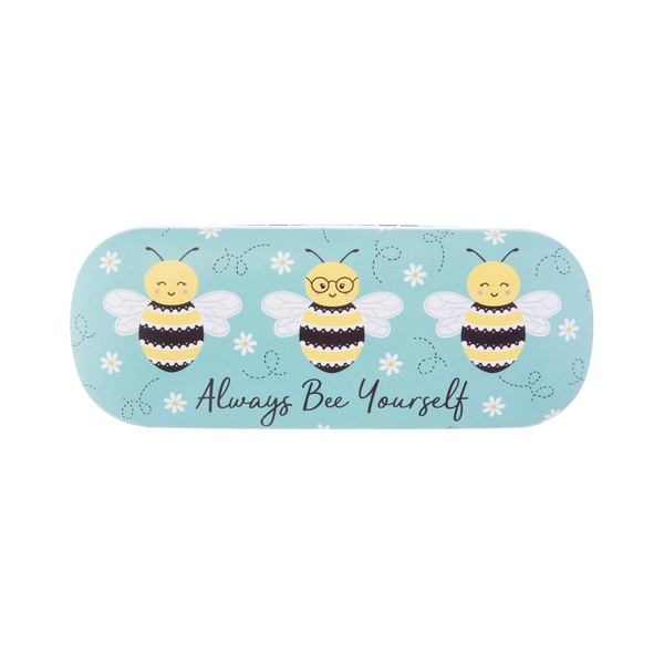 Sass & Belle Queen Bee Yourself Glasses Case