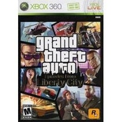 Grand Theft Auto GTA Episodes From Liberty City Game Xbox 360