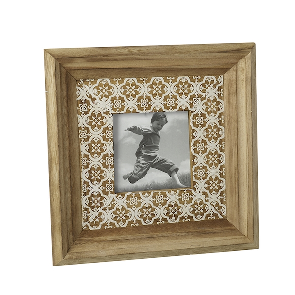 Wooden Photo Frame By Heaven Sends