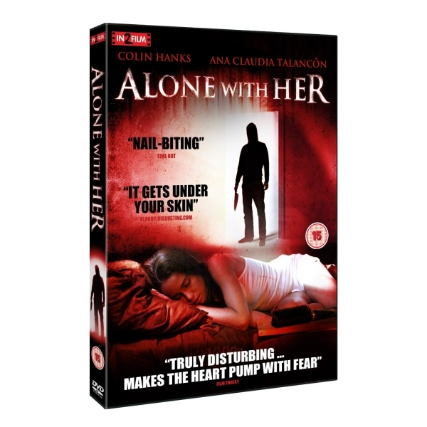 Alone With Her DVD