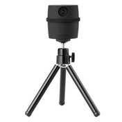 Sandberg FHD Motion Tracking Webcam, 2MP, 1080p, Glass Lens, Omni-directional Mic, 30fps, 270° Tracking Rotation, 110° Viewing Angle, 5 Year Warranty
