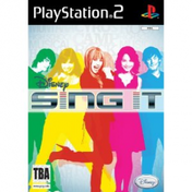 Disney Sing It Solus Game PS2