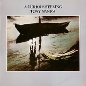 Tony Banks - A Curious Feeling Vinyl