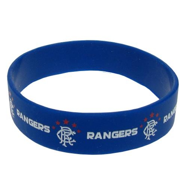 Rangers FC Silicone Wristband