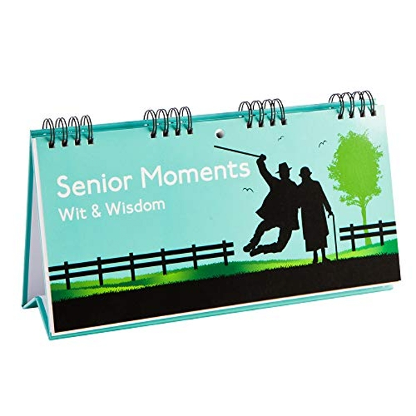 Senior Moments Flip Book by Books By Boxer (Paperback, 2010)