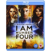 I Am Number Four Blu-ray