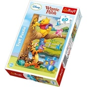 Winnie The Pooh Jigsaw Puzzle - 60 Pieces