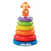 Vtech Baby Vtech Stack and Discover Rings