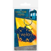 Doctor Who - Insignia Keychain