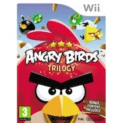 Angry Birds Trilogy Game Wii