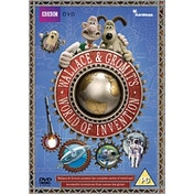 Wallace & Gromit's World Of Inventions DVD