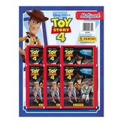 Toy Story 4 Sticker Collection Multipack