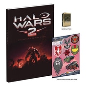 Halo Wars 2 Collectors Edition Strategy Guide
