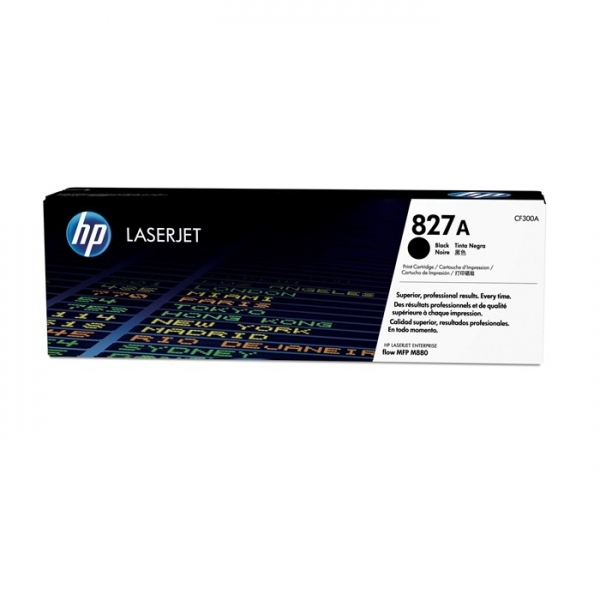 827A Black Laserjet Toner Cartridge