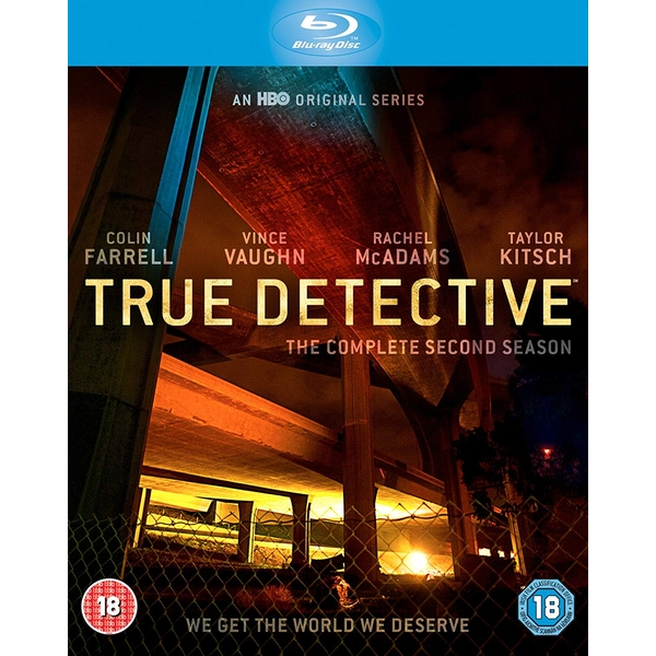 True Detective - Season 2 Blu-ray Region Free